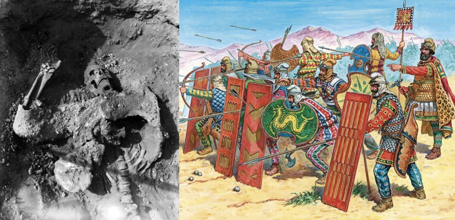 Ancient Persians Were Familiar With Chemical Warfare 2,000 ...