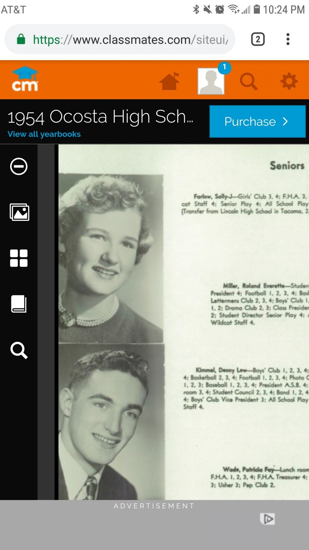 asking for help finding my wifes biological grandmother