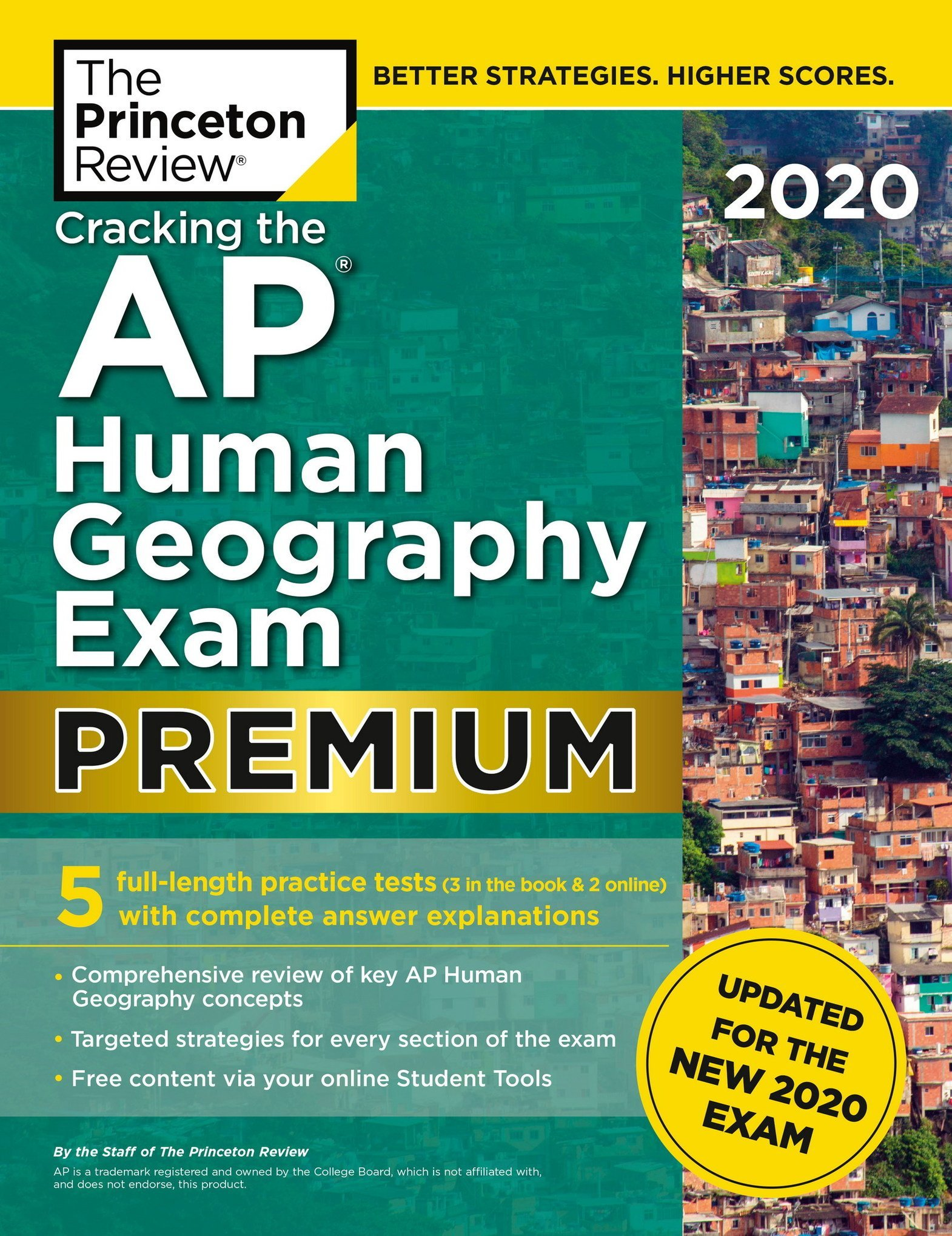Download Cracking the AP Human Geography Exam 2020 ...