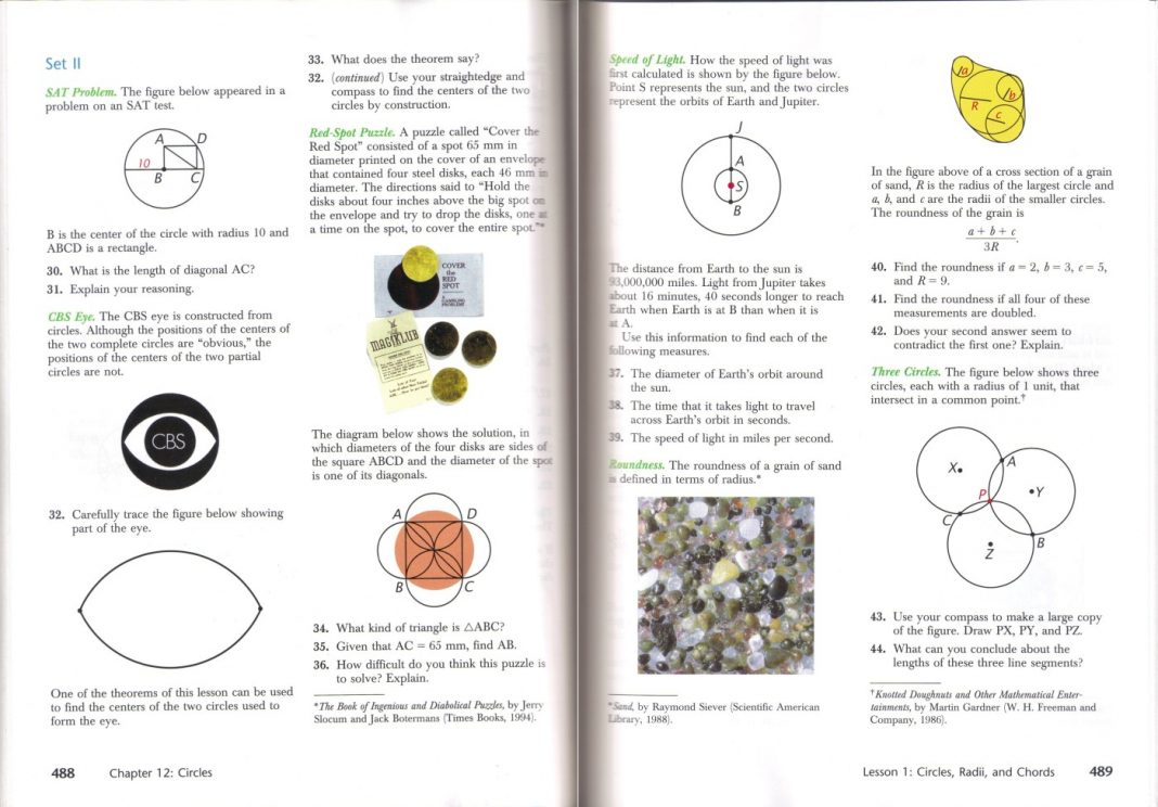 geometry seeing doing understanding 3rd edition answers