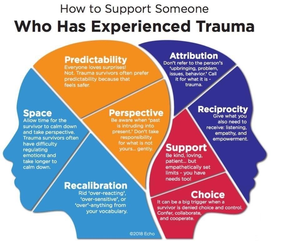 Understanding Psychological Trauma is important in the ...
